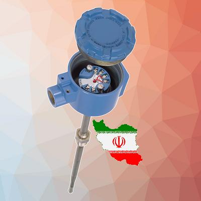 ترانسمیتر دما HART TT248 ساخت ایران