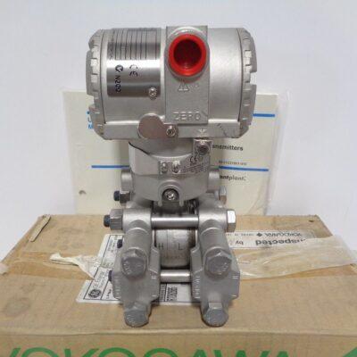 ترانسمیتر اختلاف فشار EJA110A-EMS5B بدنه استیل